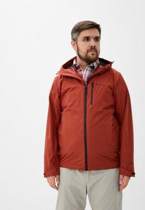 Куртка Outventure. Цвет: красный