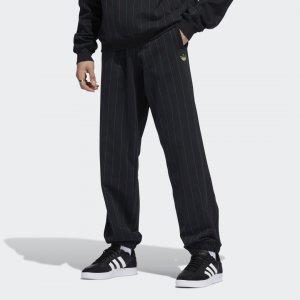 Брюки Tyshawn (Унисекс) Originals adidas. Цвет: черный