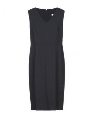 Платье до колена SEVERI DARLING. Цвет: черный