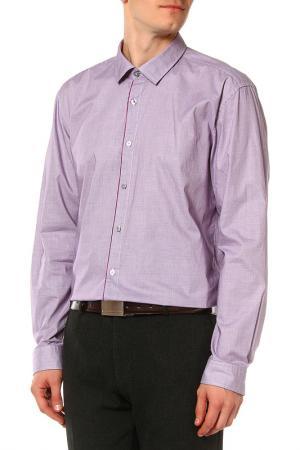 Сорочка Hugo Boss. Цвет: фиолетовый