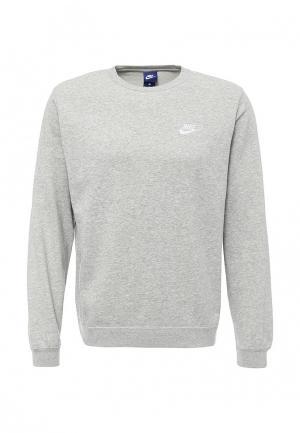 Свитшот Nike MENS SPORTSWEAR CREW. Цвет: серый