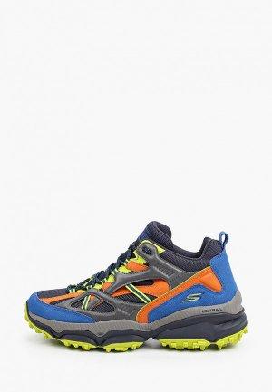 Кроссовки Skechers Go Trail Yeti. Цвет: разноцветный