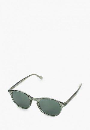 Очки солнцезащитные Vogue® Eyewear VO5327S 282071. Цвет: зеленый