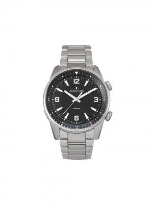 Наручные часы Polaris Automatic pre-owned 41 мм 2021-го года Jaeger-LeCoultre. Цвет: черный