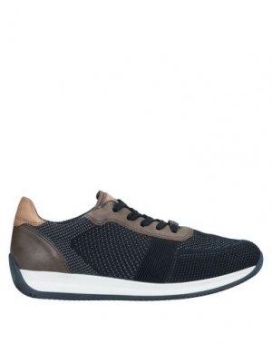 Низкие кеды и кроссовки ARA. Цвет: темно-синий
