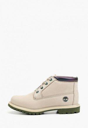 Тимберленды Timberland Nellie Chukka Boot. Цвет: розовый
