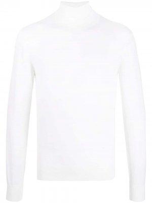 Virgin wool rollneck jumper Dolce & Gabbana. Цвет: нейтральные цвета