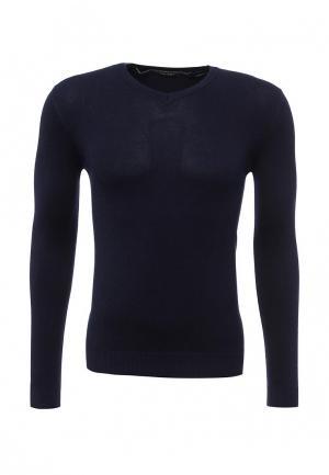 Пуловер Y.Two. Цвет: синий
