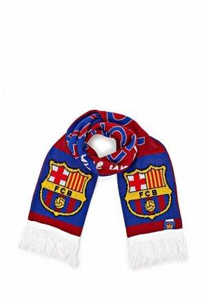 Шарф FC Barcelona FC001GUASB22. Цвет: мультиколор