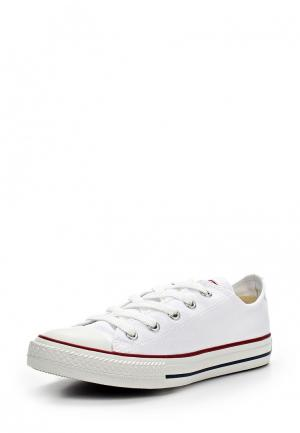 Кеды Converse YTH C/T ALL STAR OX OPTWT. Цвет: белый