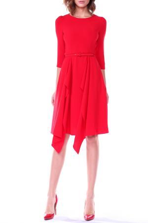 Платье Isabel Garcia. Цвет: красный