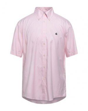 Pубашка BROOKS BROTHERS. Цвет: розовый