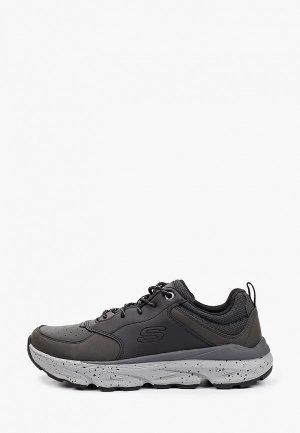 Кроссовки Skechers DELMONT. Цвет: серый