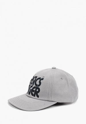 Бейсболка ASICS LOGO CAP. Цвет: серый