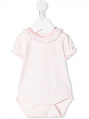 Комбинезон для новорожденного с оборками Tartine Et Chocolat. Цвет: rosa pallido