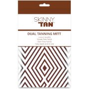 Двусторонняя рукавица для нанесения автозагара SKINNY TAN Dual Sided Application Mitt