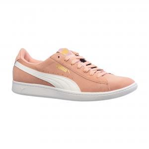 Кроссовки Puma Vikky. Цвет: розовый, бирюзовый
