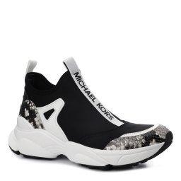 Кроссовки 43T0WLFP2D черный MICHAEL KORS