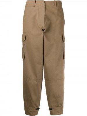 Cropped loose-fit trousers Antonio Marras