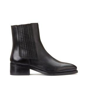 Ботинки-челси LaRedoute. Цвет: черный