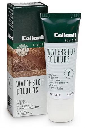 Крем для гладкой кожи Collonil. Цвет: темно-коричневый