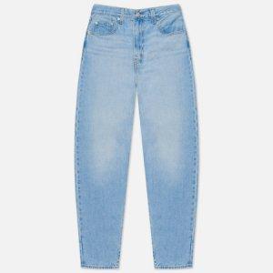 Женские джинсы Levis High Loose Taper Levi's. Цвет: голубой
