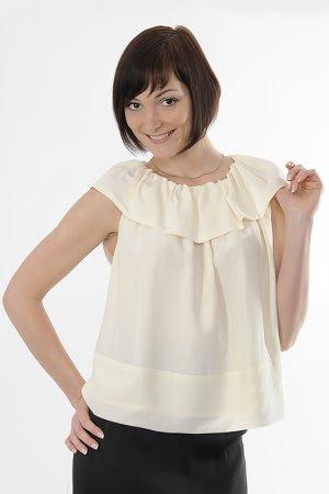 Блуза Alessandro Bonimi. Цвет: не указан