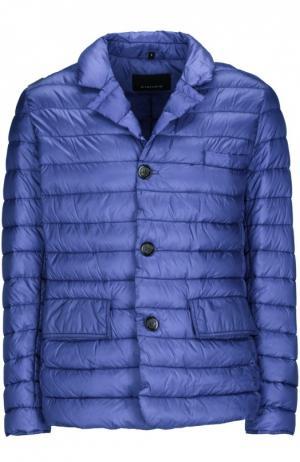 Куртка [C]Studio. Цвет: синий