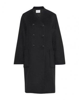 Пальто FRAME. Цвет: черный