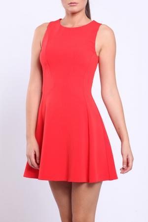 Платье Collezione di Ines. Цвет: красный