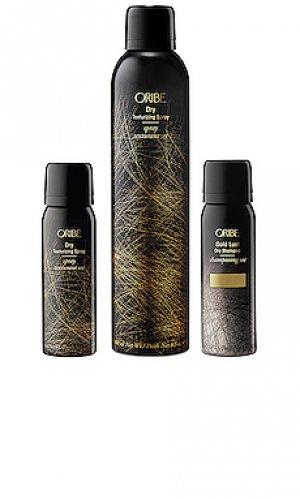 Подарочный набор для волос dry styling collection Oribe. Цвет: beauty: na