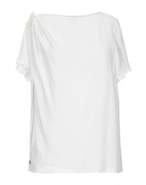 Блузка ALVIERO MARTINI 1a CLASSE. Цвет: слоновая кость