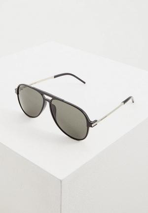 Очки солнцезащитные Saint Laurent SL 228001. Цвет: черный