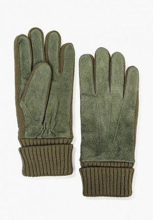 Перчатки Onigloves. Цвет: зеленый