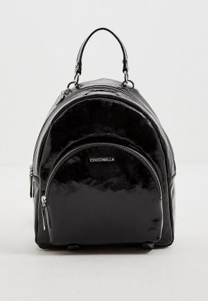 Рюкзак Coccinelle ALFA. Цвет: черный