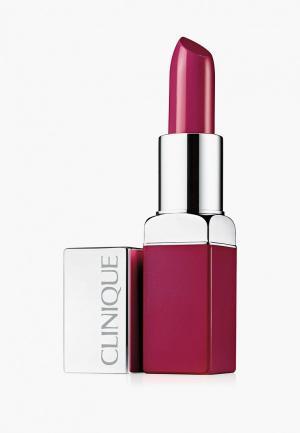 Помада Clinique CL Pop, Raspberry, 3.9 гр. Цвет: розовый