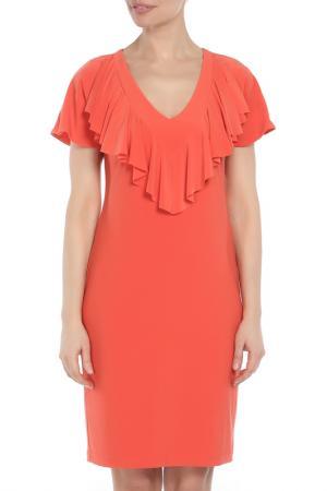 Платье Joseph Ribkoff. Цвет: оранжевый