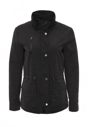 Куртка Only. Цвет: черный