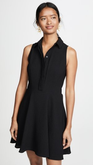 Malena Mini Dress Black Halo