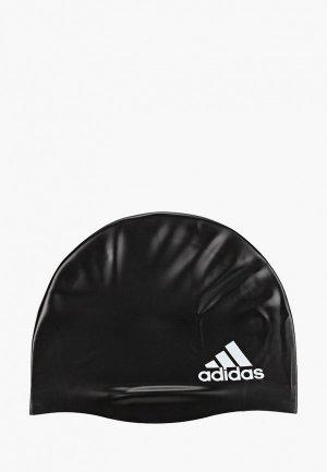 Шапочка для плавания adidas TKY GRAPHIC CAP. Цвет: черный