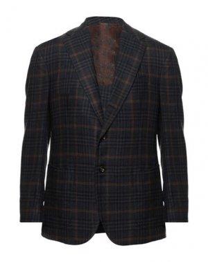 Пиджак MAXI HO. Цвет: темно-синий
