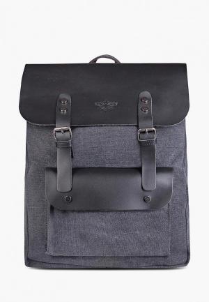 Рюкзак Ginger Bird. Цвет: черный