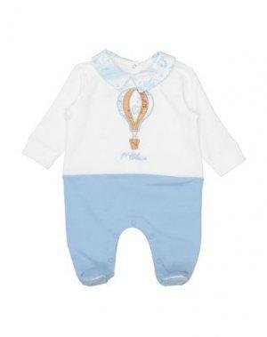 Детский комбинезон ALVIERO MARTINI 1a CLASSE. Цвет: небесно-голубой