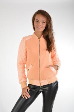 Куртка утепленная Grand Style. Цвет: оранжевый