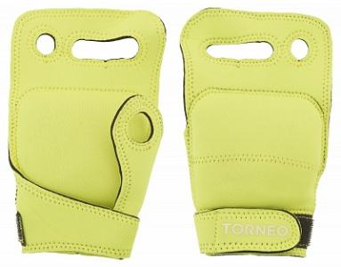 Перчатки утяжелители , 2 x 0,5 кг A-125G Torneo. Цвет: желтый