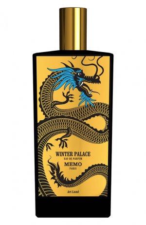 Парфюмерная вода Winter Palace Memo. Цвет: бесцветный