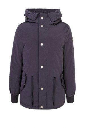 Куртка FRED MELLO. Цвет: синий