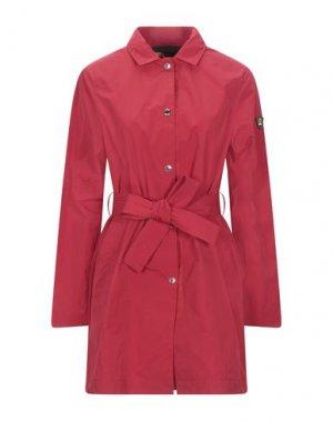 Легкое пальто CIESSE PIUMINI. Цвет: красный
