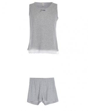 Пижама BLUGIRL BLUMARINE. Цвет: серый