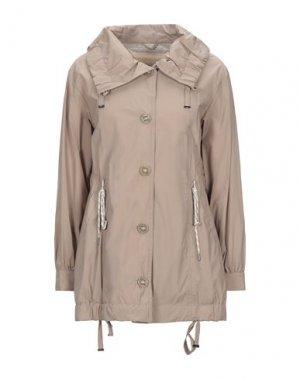 Куртка HETREGO'. Цвет: песочный